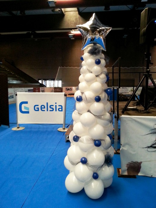 Gelsia Christmas Party
