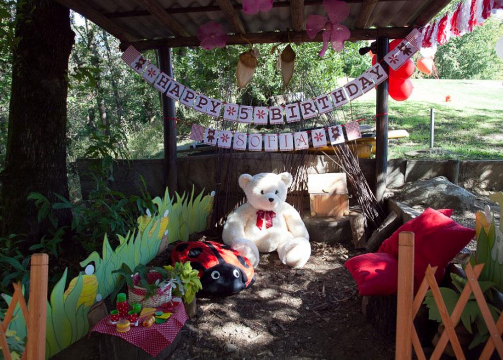 Feste compleanno a tema per bambini a lugano for Feste compleanno bambini decorazioni