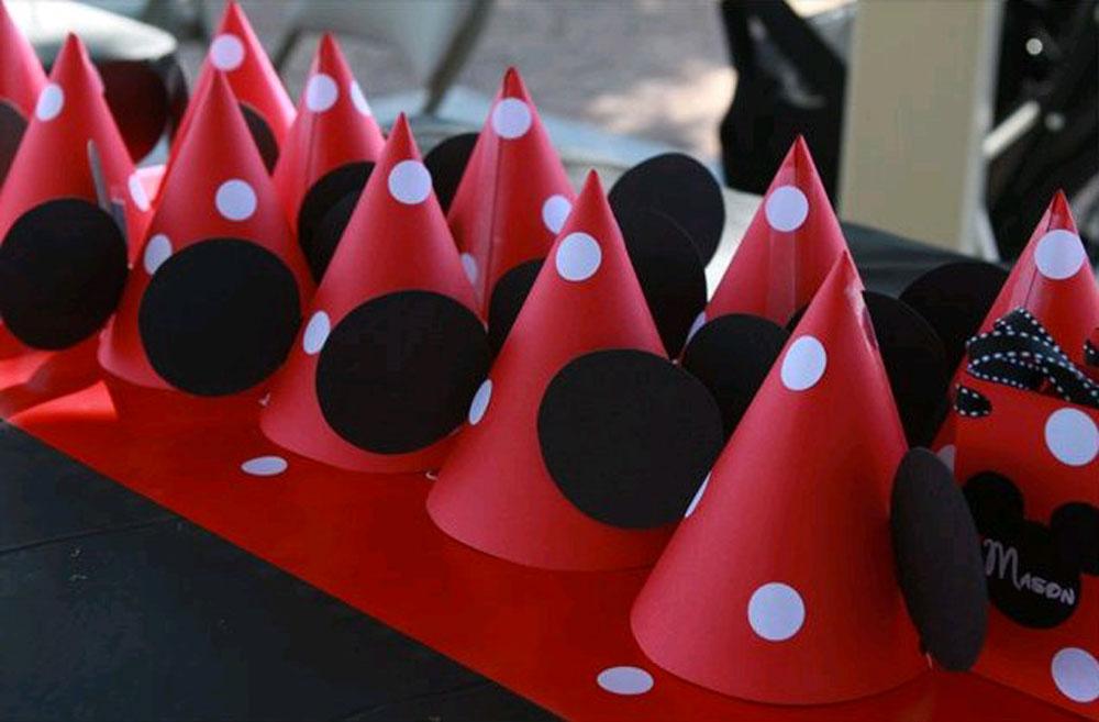 Feste a tema topolino e minnie per bambini infanti