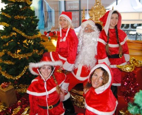 Organizzazione feste di Natale
