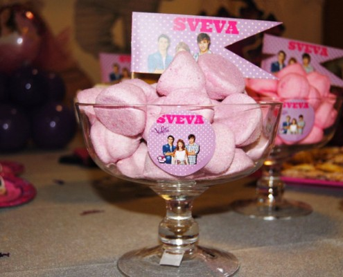 Festa compleanno tema Violetta