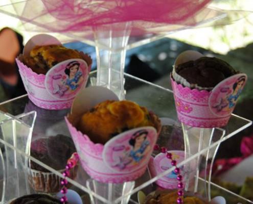 Festa di compleanno a tema principesse