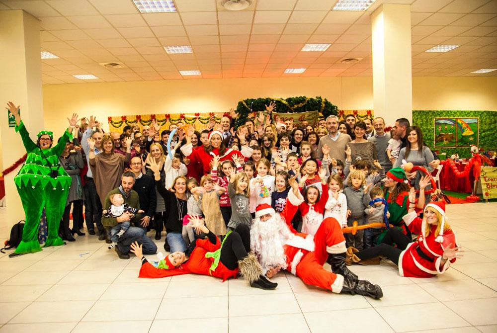 Christmas Family Day Siemens
