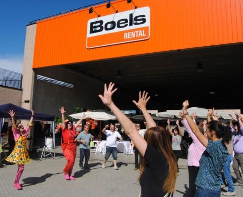 Boels Family Day