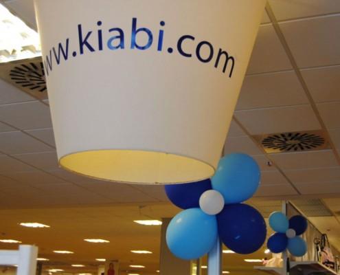 Evento negozio KIABI
