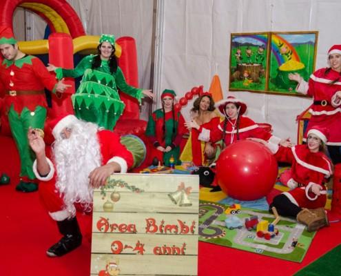 Festa natalizia aziendale Brogwarner