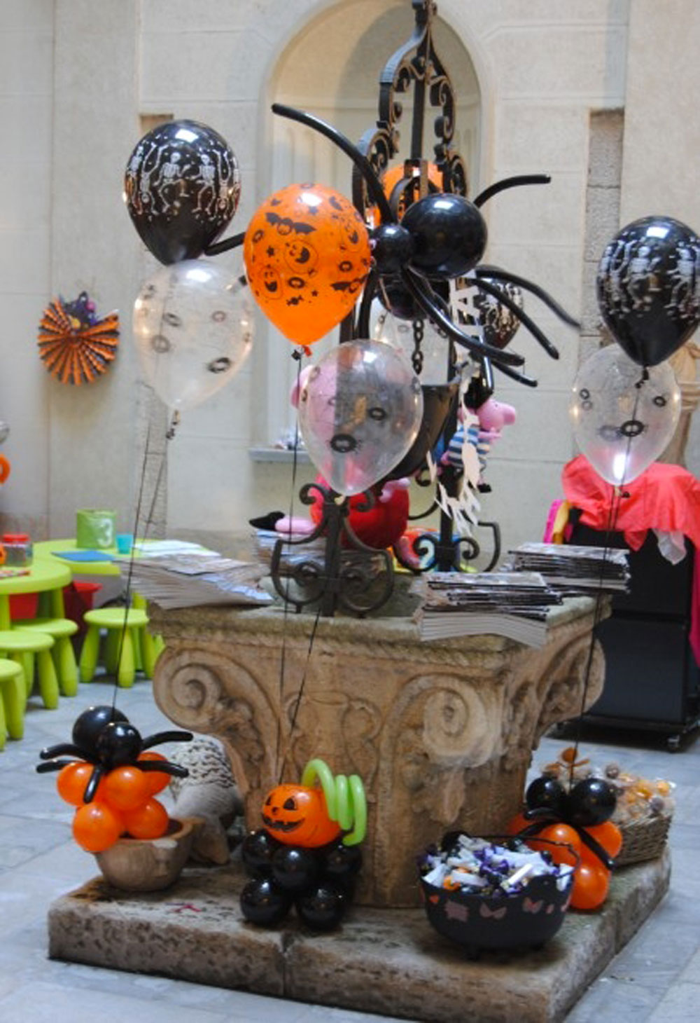 Halloween Party at Gucci