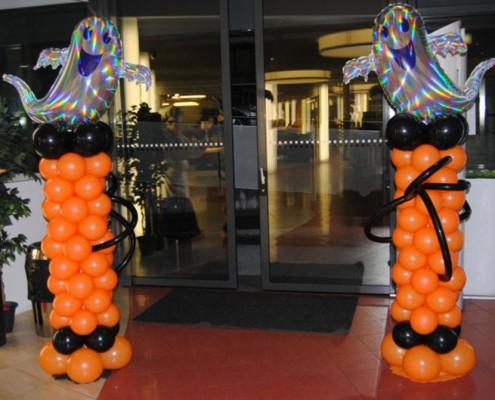 Halloween nei centri commerciali