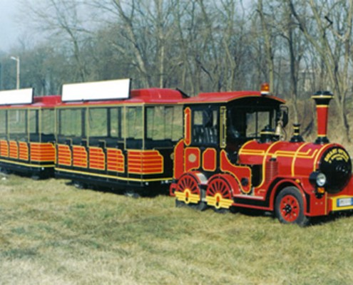 Noleggi trenini per bambini