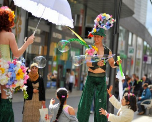 Organizzazione feste Carnevale