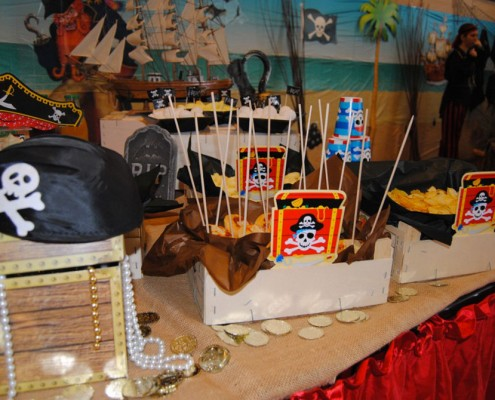 Pirate Party - Birthday Party