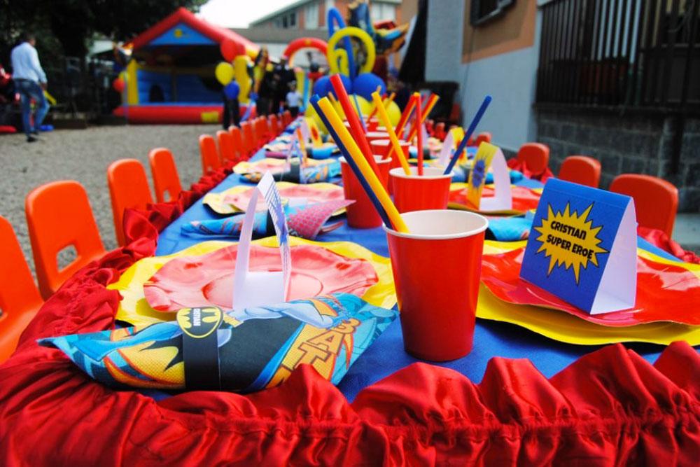 Preferenza Organizzazione feste di compleanno a tema supereroi a Milano RO38