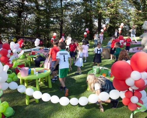 Feste di compleanno a tema per bambine