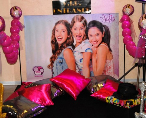 Violetta Birthday Party