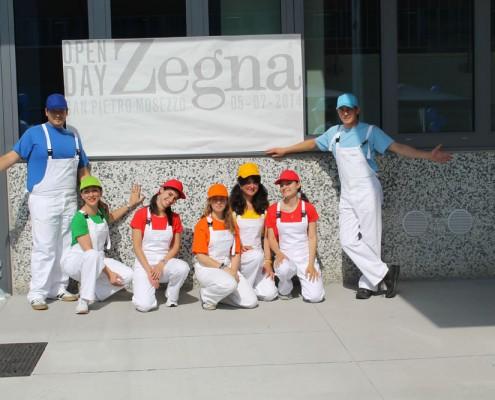 Open Day Ermenegildo Zegna