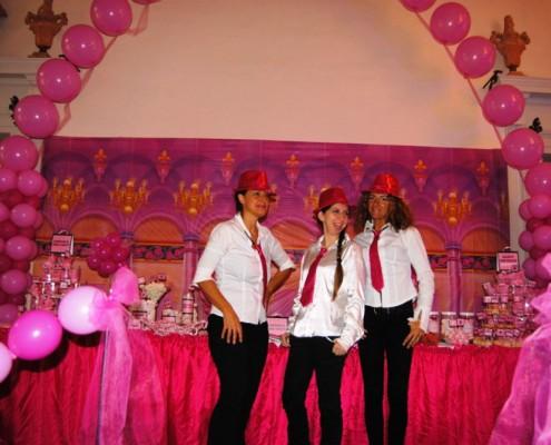 Festa di compleanno   Pink Party