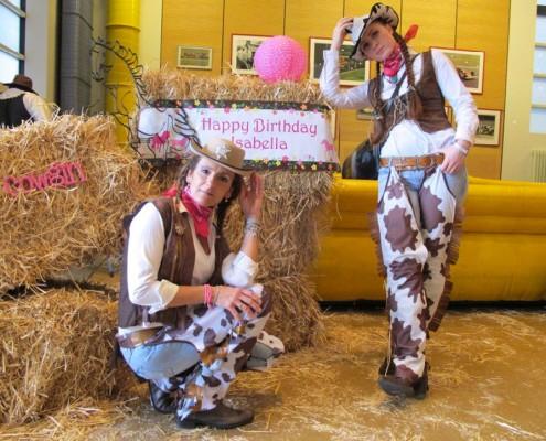 Festa tema Cow Girl