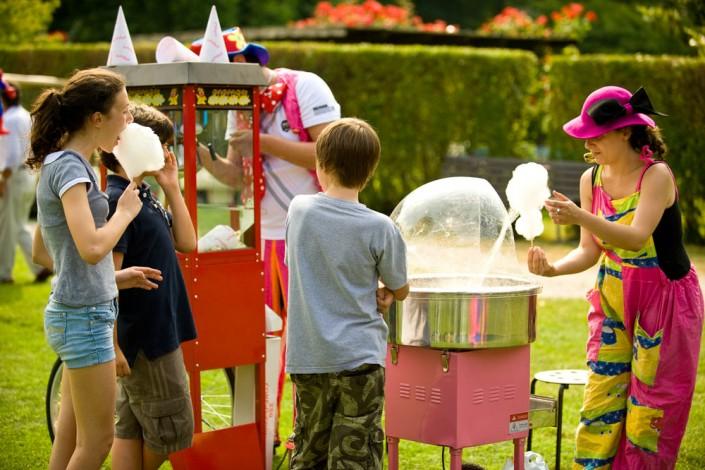 Noleggio attrezzature per feste per bambini
