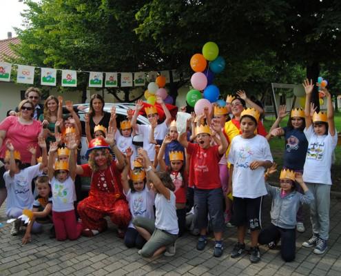 Organizzazione Charity event Chevrolet