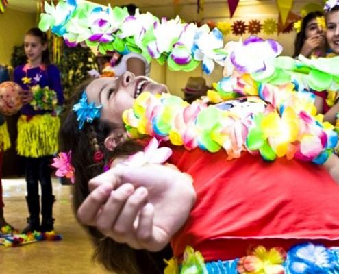 Festa tema Hawaiana