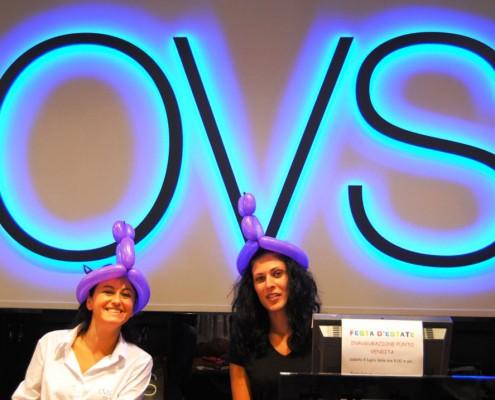 Organizzazione evento OVS