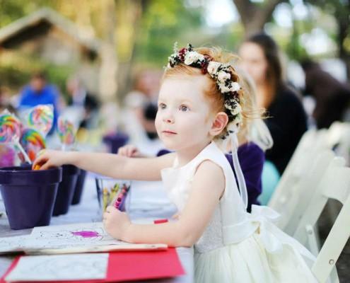 Assistenza bambini matrimoni