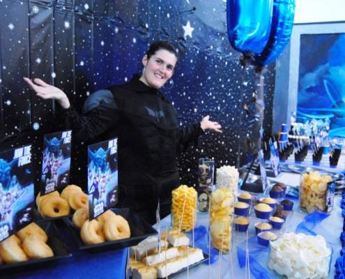Festa tema Starwars - Party planner bambini