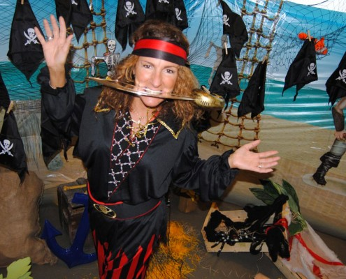 Party a tema pirati