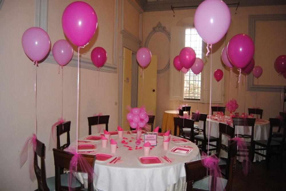 Come addobbare la tavola per un compleanno