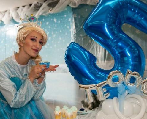 Organizzazione feste Compleanno bimbi a tema Frozen