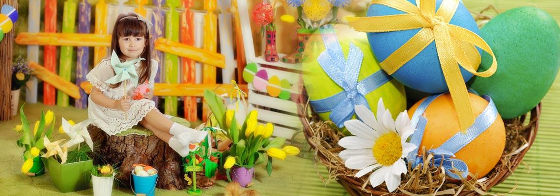 organizzazione feste di pasqua