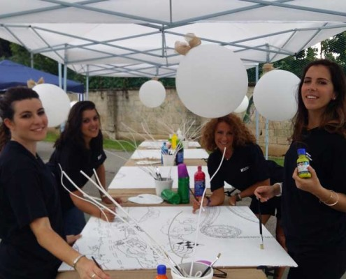 Organizzazione eventi aziendali sostenibili Milano