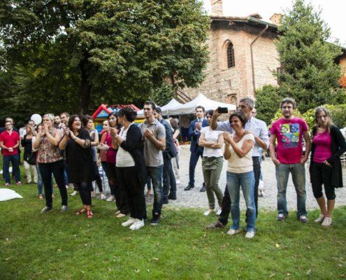 festa aziendale Vimercate Corte Rustica Borromeo 1