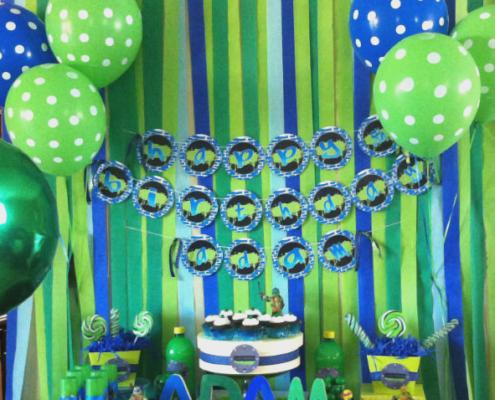 Festa a Tema Tartarughe Ninja festa Adam (7)