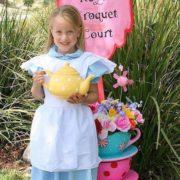 Festa tema Alice nel Paese delle meraviglie